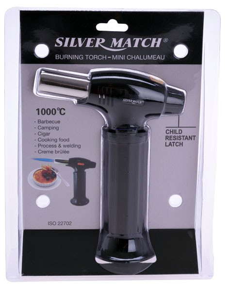 "SILVER MATCH "" BURNING TORCH """