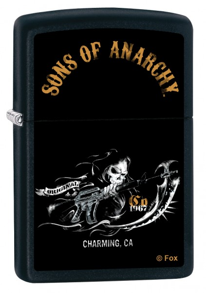 ZIPPO PL SONS OF ANARCHY