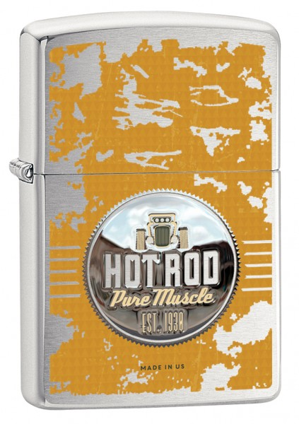 ZIPPO PL HOT ROD PURE MUSCLE