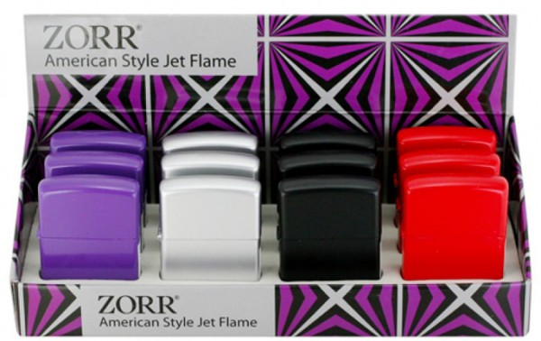 "ZORR JET FLAME "" AMERICAN STYLE """