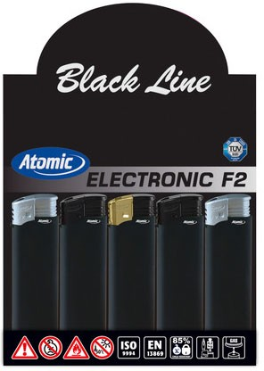 ATOMIC PIEZO FZG. BLACK LINE