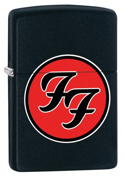 ZIPPO MUSIC FOO FIGTHERS